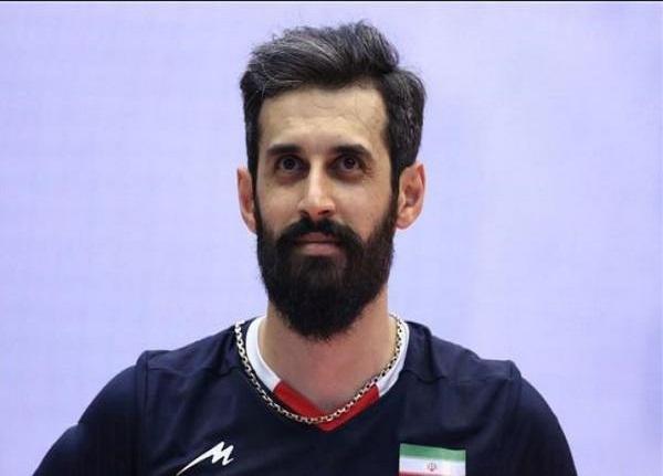 انتخاب سعید معروف به عنوان بهترین بازیکن جهان