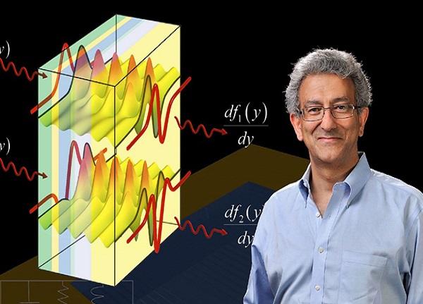 محقق ایرانی برنده مدال آیزاک نیوتن در سال ۲۰۲۰ شد