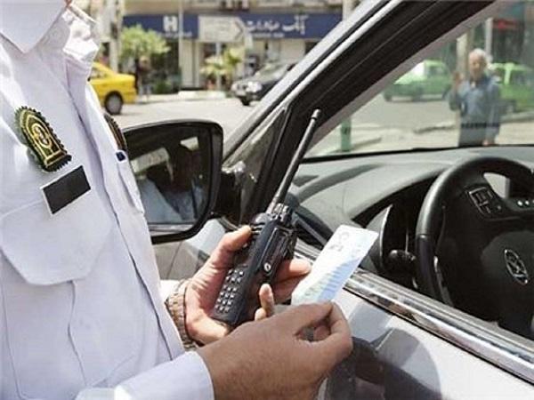 رانندگان متخلف کرونایی ۵۱۰ هزار تومان جریمه میشوند