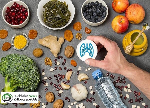 با بهترین خوردنی ها برای حفظ سلامت ریه ها آشنا شوید