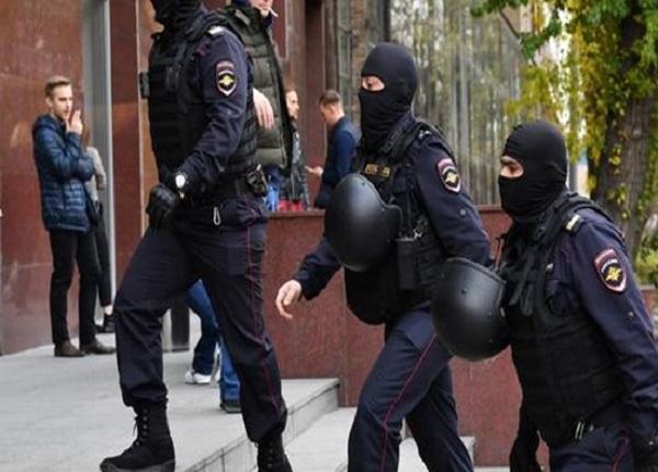 خنثی سازی حملات تروریستی داعش در مسکو
