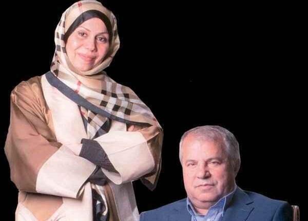 کار جالب همسر علی پروین برای عروس و دامادها