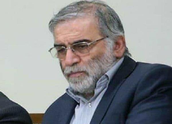 ترور دانشمند هسته ای ایران محسن فخری زاده