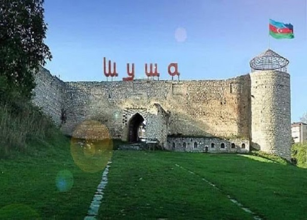 جمهوری آذربایجان از آزادسازی شهر شوشا در قرهباغ خبر داد