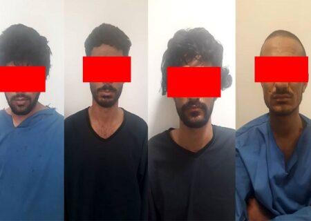 دستگیری ۴ قاتل والیبالیست سرشناس زاهدانی |  قتل علیرضا قیاسی