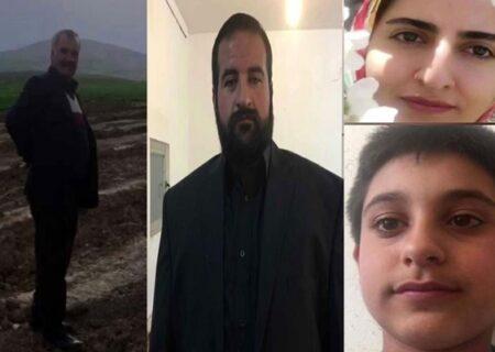 قتل ۵ نفر از اعضای یک خانواده در تویسرکان | اعتراف قاتل خانواده تویسرکانی + ویدیو