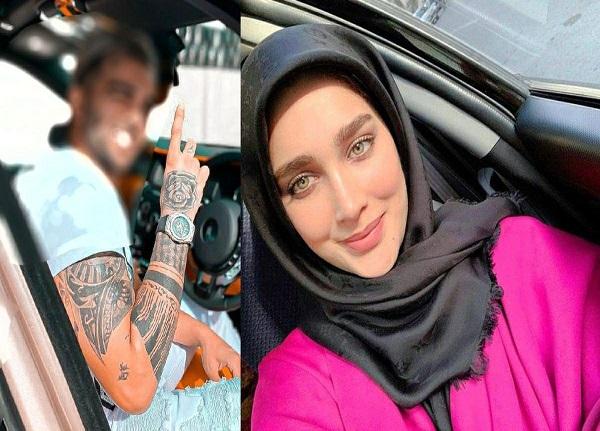 ماجرای رابطه آناشید حسینی عروس سابق سفیر ایران با یک شاخ مجازی