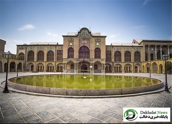 دیدار از عمارت مسعودیه در تهران را از دست ندهید