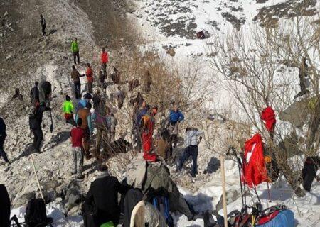 اسامی ۱۲ کوهنورد جانباخته در ارتفاعات تهران | ۲ پسرعمو میان فوتیها + تصاویر