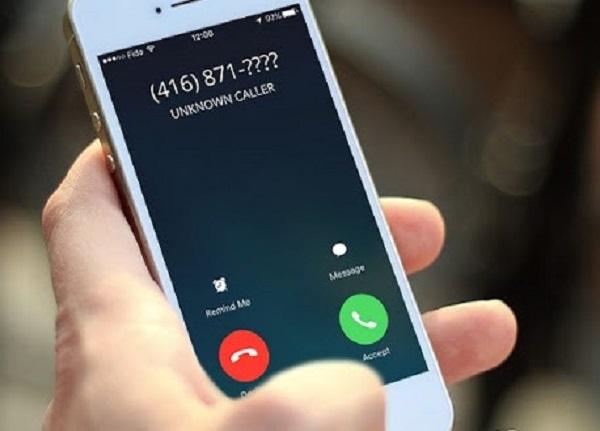 هشدار پلیس درباره تماس های از دست رفته بین المللی
