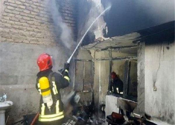 انفجار کپسول گاز در اتوبان آزادگان جان ۶ نفر را گرفت