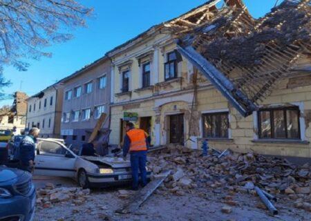 زلزله ۶.۴ ریشتری در کرواسی؛ شمار کشته شدگان به ۷ نفر افزایش یافت