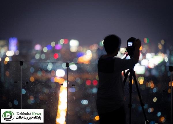 عکاسی در شب، مثل یک حرفه ای