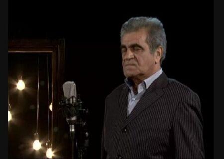 جمشید نجفی، خواننده نوای «خلبانان، ملوانان» درگذشت