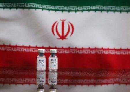 مشاهده علائمی خفیف در یکی از دریافتکنندگان واکسن ایرانی کرونا