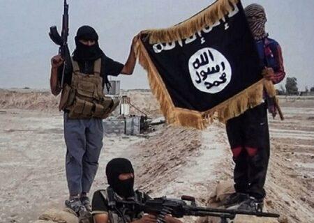 داعش سه نظامی عراقی را زنده در آتش سوزاند