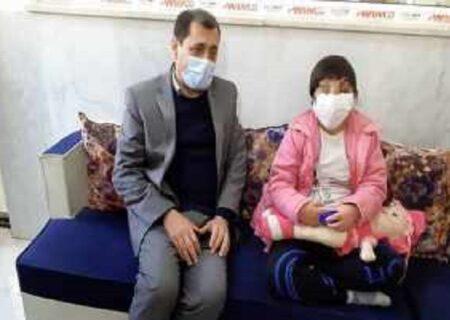 فیلم شکنجه کودک معلول سندروم داون | دستگیری مرد کودک آزار تاکستانی