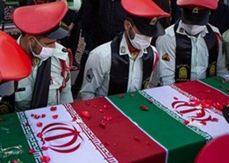درگیری پلیس با قاچاقچی سوخت | شهادت افسر پلیس تهرانی در ایرانشهر