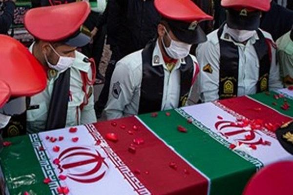 شهادت افسر پلیس تهرانی در ایرانشهر
