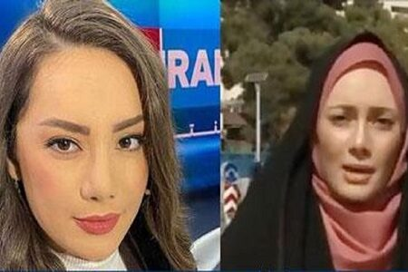 نیلوفر مولایی، مجری زن صدا و سیما به شبکه ایران اینترنشنال پیوست + فیلم