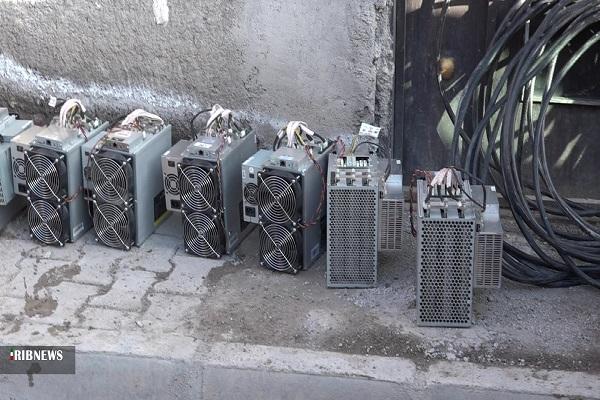 کشف 212 دستگاه ماینر در اردبیل