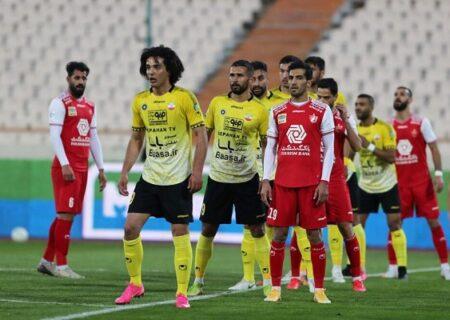 جدول لیگ برتر فوتبال | تراکتور صعود کرد؛ ذوبآهن در منطقه خطر