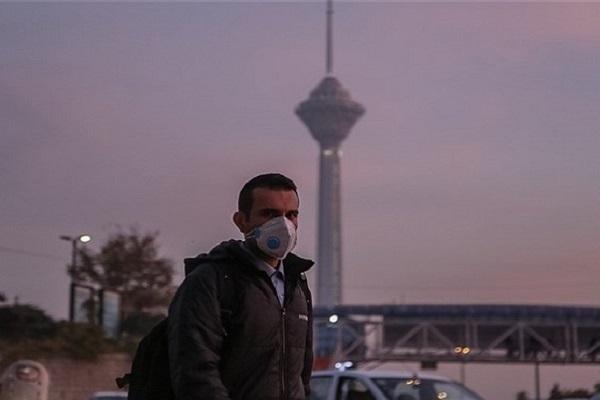 ماندگاری کرونا در آلودگی هوا