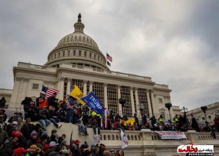 درگیری طرفداران ترامپ با پلیس آمریکا | برقراری حکومت نظامی در واشنگتن؛ ۴ نفر کشته و ۱۳ نفر زخمی شدند