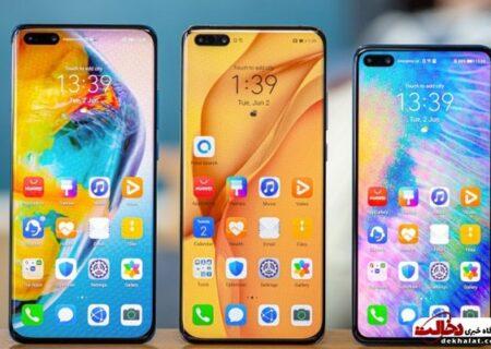 گوشی های سری پی ۵۰ هواوی با تاخیر عرضه خواهند شد