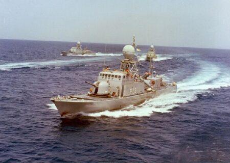 رزمایش دریایی ایران و روسیه در اقیانوس هند آغاز شد + فیلم
