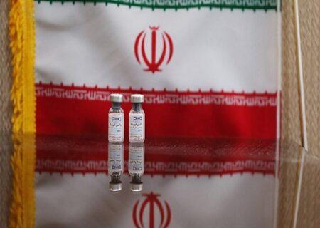 نخستین واکسن کرونا تزریقی- استنشاقی «کووپارس ایران» رونمایی شد