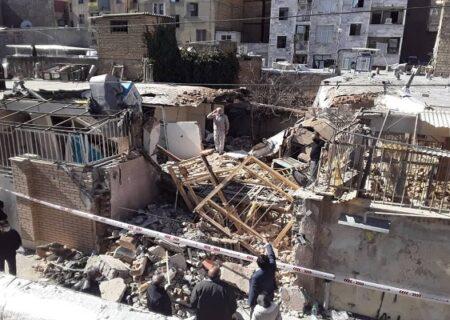 علت حادثه انفجار در حیدرآباد کرج چه بود؟