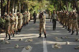 افزایش حقو ق سربازان