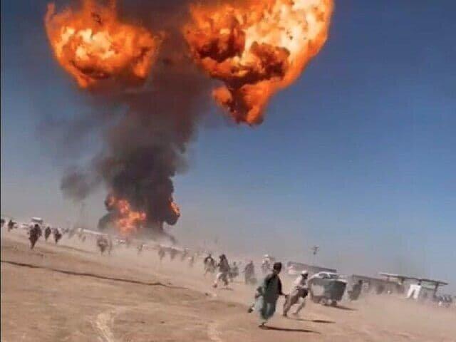 انفجار اسلام قلعه افغانستان
