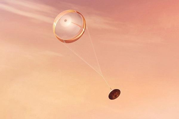 فرود بر مریخ