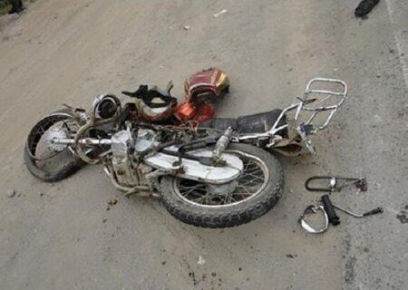 موتورسواری ۶ ترکه، سه نفر را به کام مرگ کشید