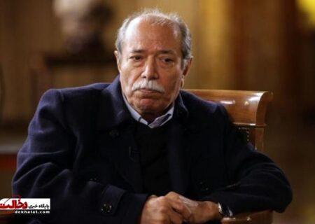 برنامه ی نوروزی استاد علی نصیریان