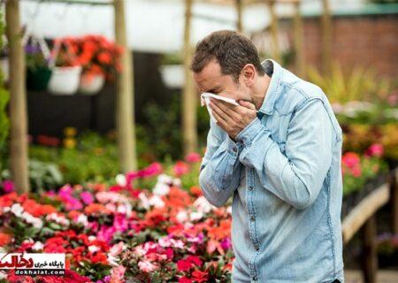 علائم و راههای درمان حساسیت فصل بهار