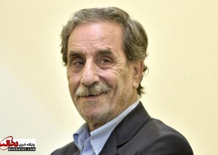 ممنوع الکار شدن محمود بصیری  به علت شباهت با رئیس جمهور