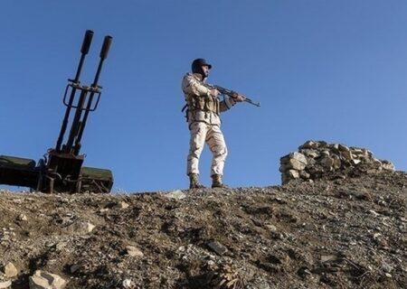 حمله مسلحانه گروهک تروریستی جیش الظلم به خودروی سپاه در سراوان