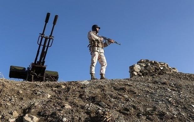 حمله تروریستی به خودرو سپاه سراوان