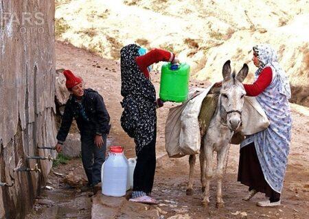 سقای روستاهای تشنه، مردی که ۳۰۵ روستا را به آب رساند