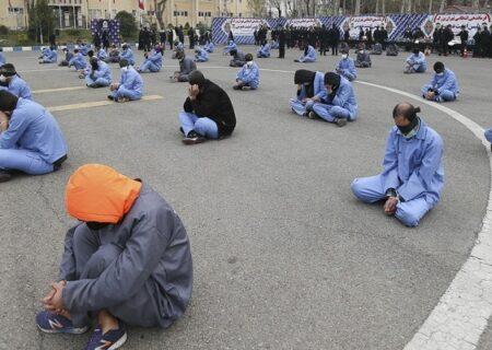 دستگیری  ۱۶۲ اراذل و اوباش پایتخت؛ از مرد زن نما تا اوباشی که رهگذران را سلاخی کرده بودند