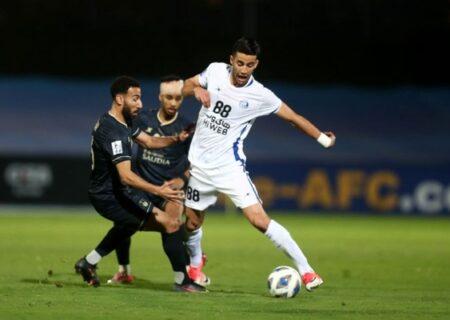 خلاصه بازی الاهلی عربستان ۰-۰ استقلال