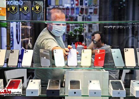 معرفی ده مدل از پر فروش ترین گوشی های بازار ایران در سال ۲۰۲۰