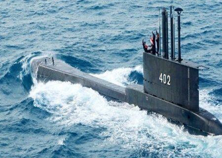 گم شدن زیردریایی ارتش اندونزی در نزدیکی جزایر «بالی»