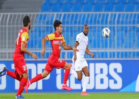 خلاصه بازی فولاد خوزستان  ۰ – ۱ السد قطر
