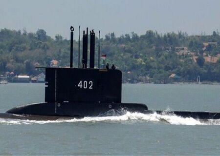 زیردریایی نیروی دریایی اندونزی غرق شد | ۵۳ خدمه جان باختند
