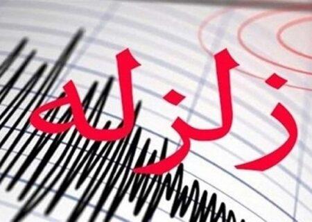زلزله ۵٫۹ ریشتری در مرز استان های بوشهر و فارس حوالی بندر گناوه | وقوع پس لرزه ۴٫۵ ریشتری