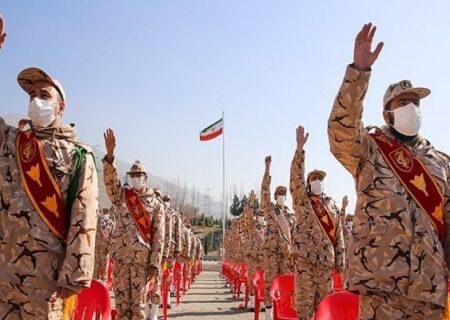 افزایش حقوق سربازان و کارکنان وظیفه در سال ۱۴۰۰